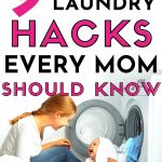 9 surprising laundry hacks every mom should know
