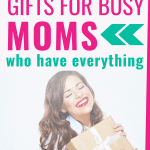 9 practical gifts for busy moms who have everything